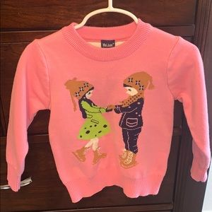 Toddler Girl Sweater - NWOT (thick)